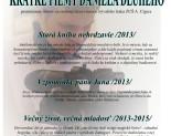Pozvánka: Krátke filmy Daniela Dluhého