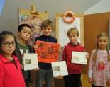 Práce našich žiakov v kalendári TV Joj